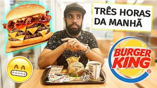 Baixar Experimentando: MEGA STACKER MAFIOSO 3.0 do Burger King  Colornicornio