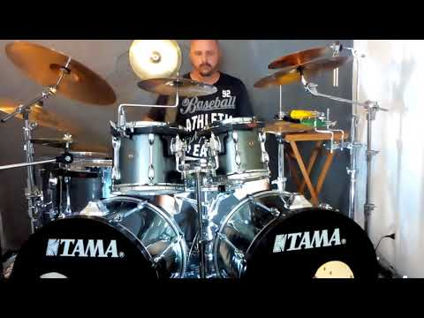 Drum Solo TAMA Rockstar by Julio Muniz