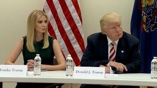 Ivanka Trumps evolving role in the campaign