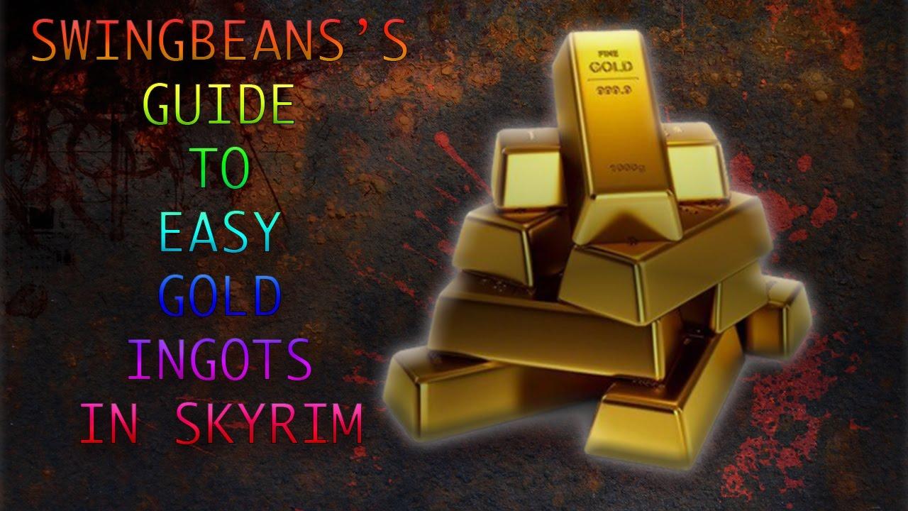 Skyrim Schnell Gold