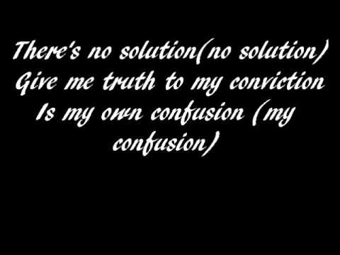 Sum 41 - Theres No Solution Acoustic Lyrics