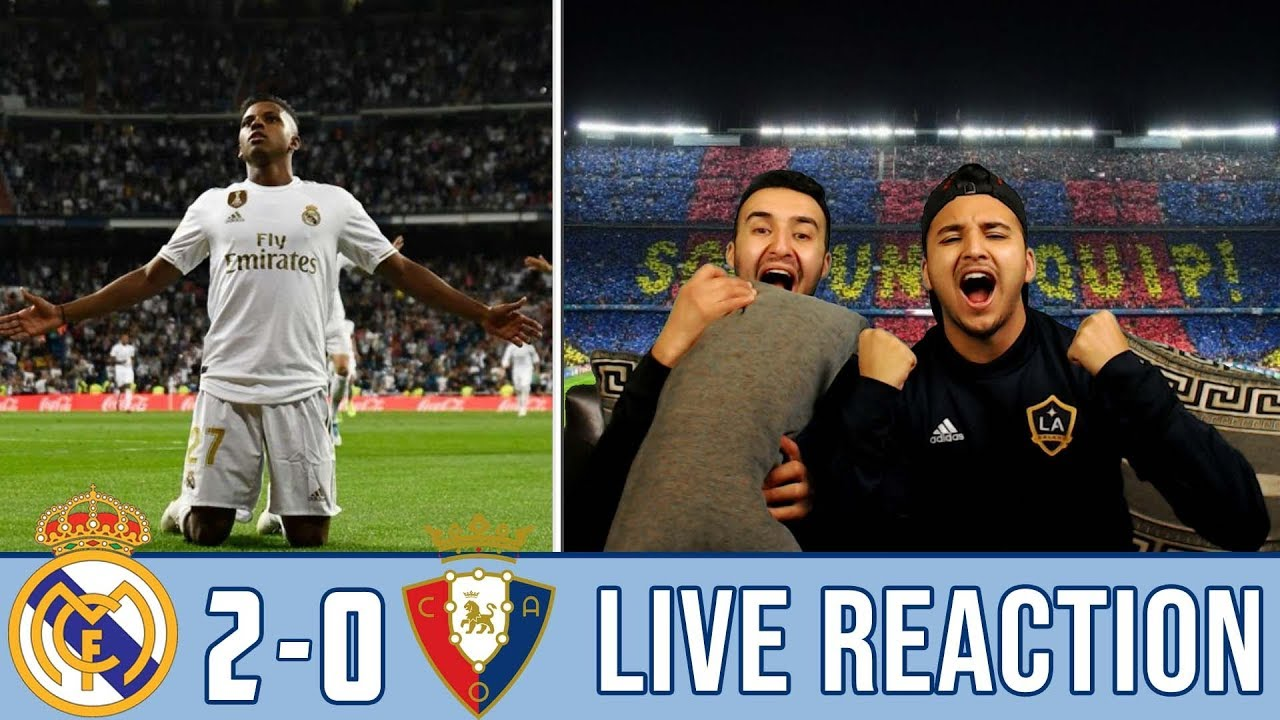 Download VINICIUS x RODRYGO GUIDE US TO THE TOP OF THE LEAGUE | REACTION - REACCIONES