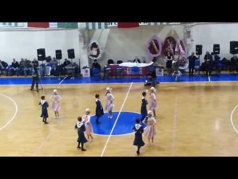 ABAZA-3 (Abhazya Devlet Halk Dansları Çocuk Grubu)  [Kadıköy 20.04.2013]