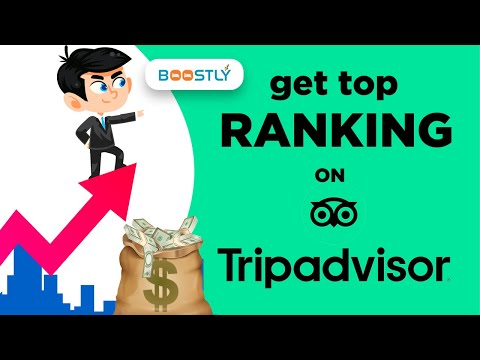 How You Can Get To The Top Ranking On TripAdvisor