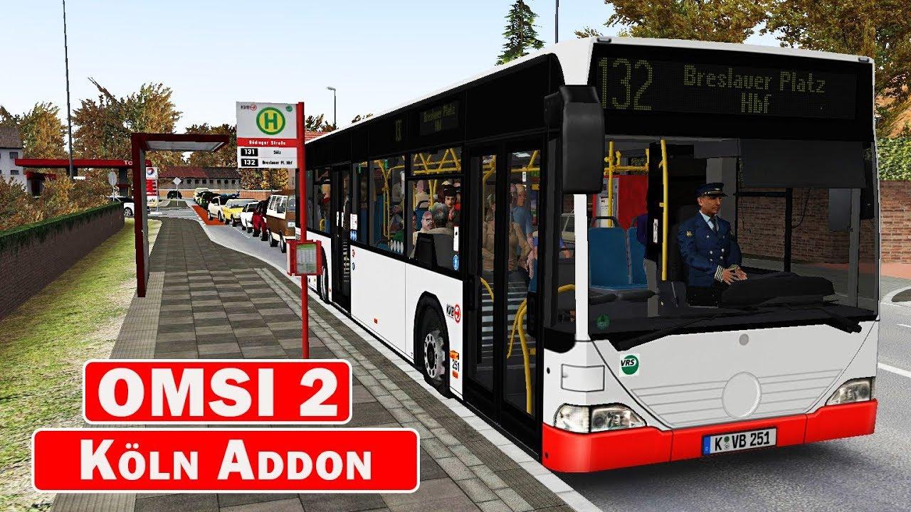 Bus 132 Köln