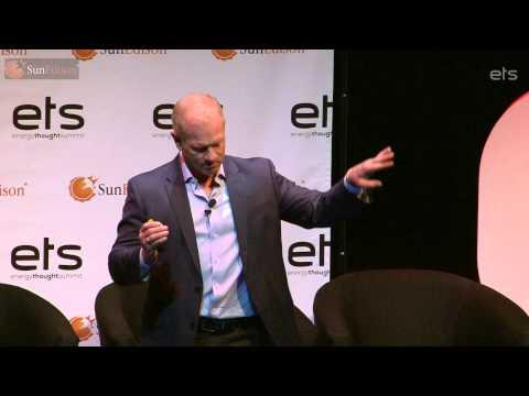 ETS@austin 2014 Keynote: Bob Powell, SunEdison, President, North America