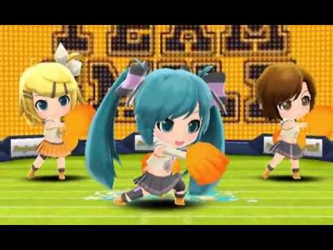 Project Mirai: Sing & Smile