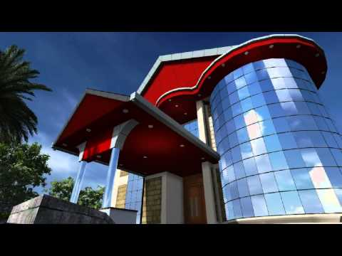 Auditorium - Gravity designinG - animation