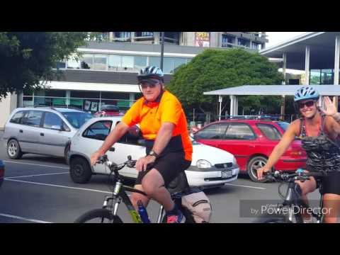 Leisa & Indy's NZ Charity Cycle Journey