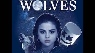 Selena Gomez, Marshmello - Wolves [MP3 Free Download]