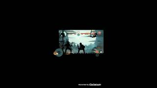 Shadow Fight 2 HACK MOD APK(ALL Weapons And Unlimted Coins And Money)