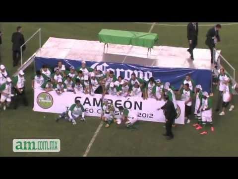 León vs Lobos BUAP Final de vuelta Clausura 2012 - YouTube