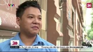 """Tiêu Điểm:  """"Lên Đời"""" Cho Hàng Rong - Tin Tức VTV24"""