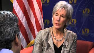 Full interview with Health and Human Services Secretary Kathleen Sebelius