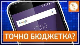 ОБЗОР ZTE BLADE A6 | БЮДЖЕТНЫЙ смартфон | ЗВУКОГРАФ
