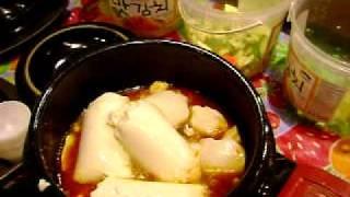 순두부찌개-korean Spicy Soft Tofu Soup.avi