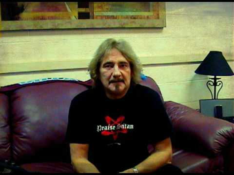 Black Sabbath's Geezer Butler's Interview on being vegan!