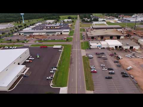 Imperial Industries' growing corporate campus in Rothschild, Wisconsin