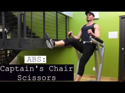 Abs Captain's Chair Scissors