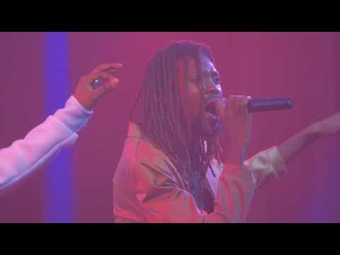 Abel Chungu Musuka - Call It Love featuring Jay Rox (Live Performance)
