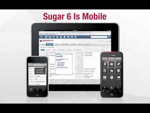 CRM Software: CRM Funktionalitäten von Sugar