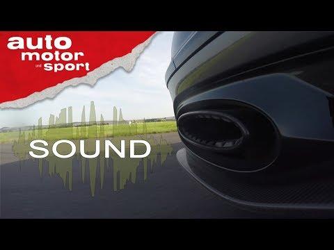 Bentley Continental Supersports - Sound | auto motor und sport