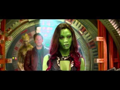 Gamora featurette for Marvel's Guardians of the Galaxy