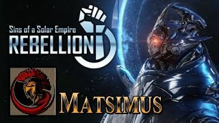 Sins Of A Solar Empire Rebellion Gameplay - Tutorial