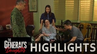 Helen shares how Tiago took Arabella  The General39s Daughter With Eng Subs