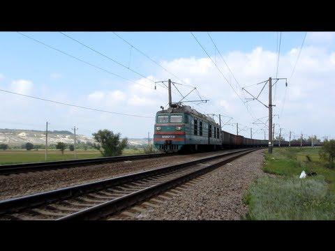 Електровоз ВЛ80К-731, перегін Тополі - Дворічна Південної залізниці