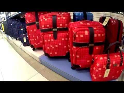 Производство чемоданов Francesco Molinary