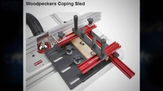 Woodpeckers Coping Sled