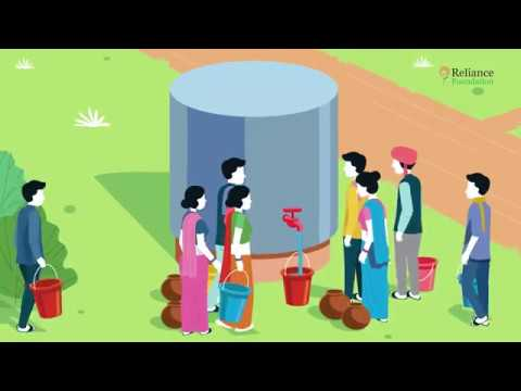 Reliance Foundation: How To Create Ferro Cement Water Tanks