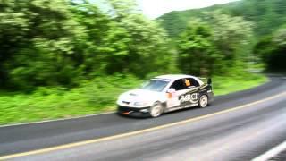 Emilio Velázquez TC9 Rally 24 horas Valle de Bravo 2013