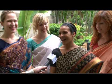 Experiencing Chennai: UniSA social work students studying in India