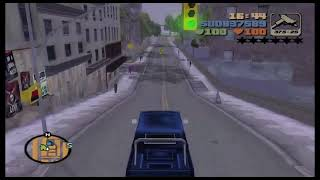 GTA 3 road to platinum part 1