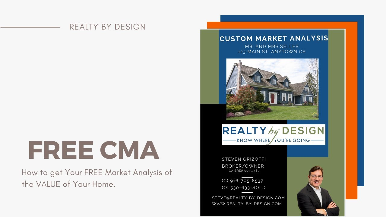Home Valuation - FREE CMA Report