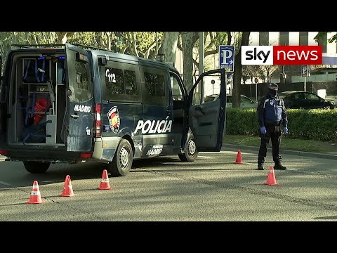 Lockdown Could Tighten In Hard Hit Spain