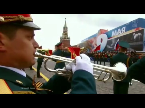 Russia's Victory Day Parade 2017  Russlands Sieges-Tagesparade