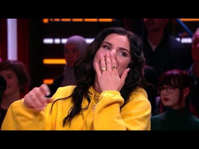 Famke Louise bevestigt relatie Ronnie Flex - RTL LATE NIGHT MET TWAN HUYS
