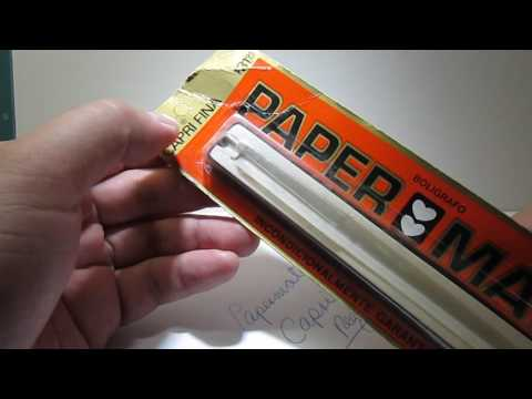 My vintage Papermate pen/pencil collection review from YouTube · Duration:  10 minutes