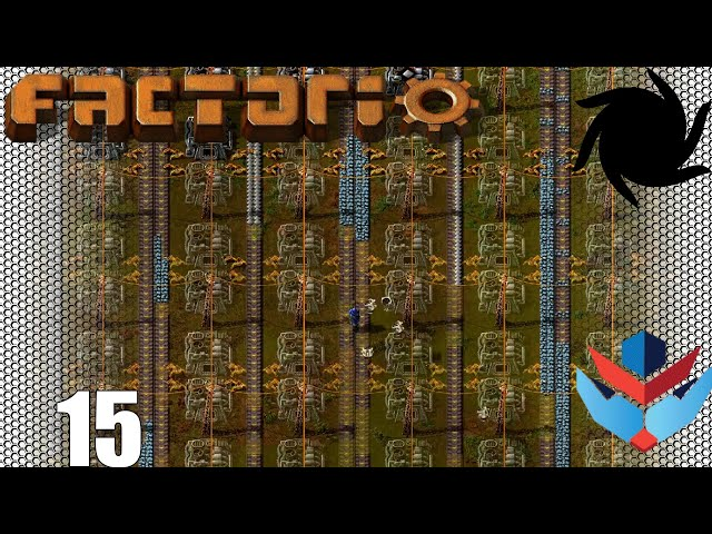 Factorio 1.0 Multiplayer 1K SPM Challenge - 15 - The Iron Smeltery