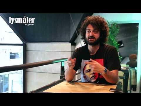 Interview with Alberto Van Stokkum for Lysmåler Magazine
