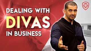 How to Deal with Divas in Business