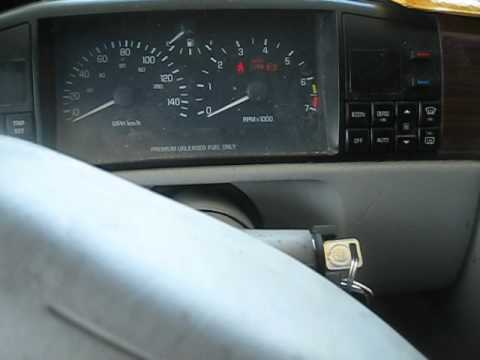 1994 Eldorado Cadillac with electrical issues