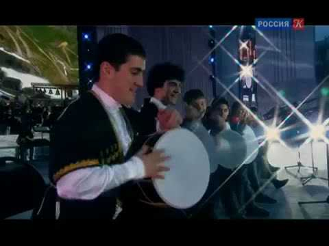 Концерт на Красной площади-Армянская мелодия