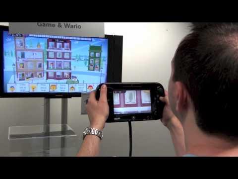 Game & Wario [Post E3 Event - Frankfurt 2012]
