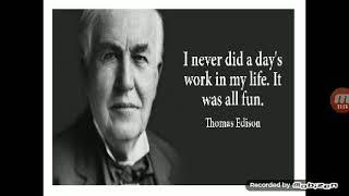 Thomas alova Edison the great scientist