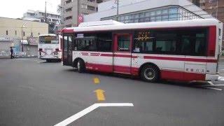 【前面展望】大和田駅~高柳住宅前~寝屋川駅【京阪バス・14系統】