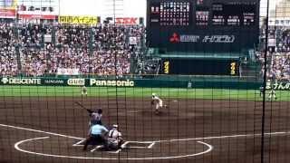 関連動画 高校野球準決勝(仙台育英VS早稲田実業 http://www.youtube....